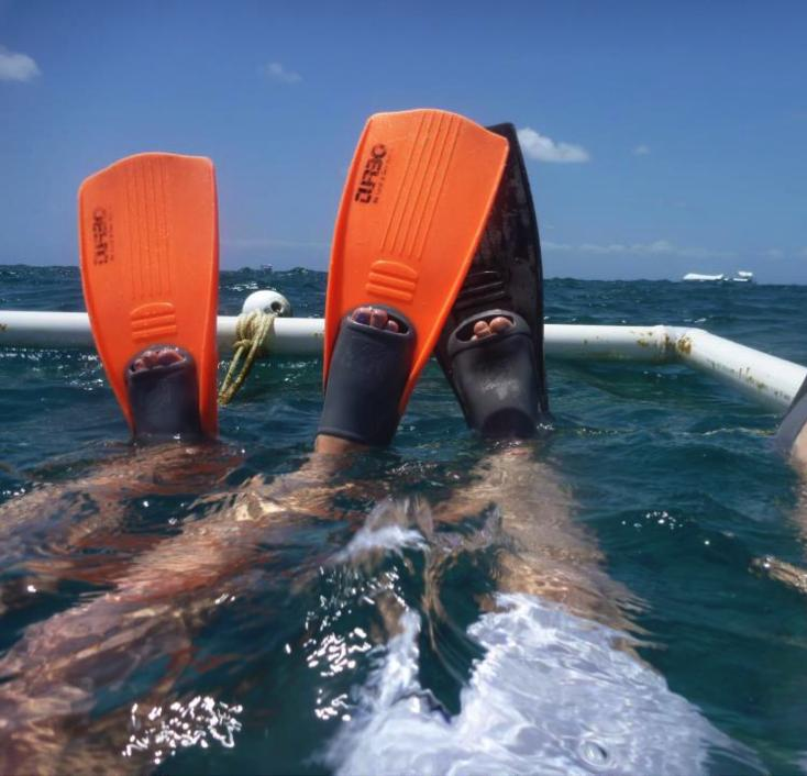 Cairns sea Australia