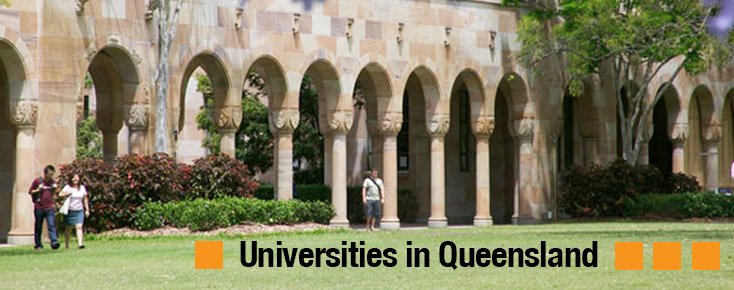 Universities in Queensland