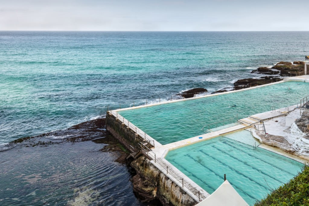 <h2> Icebergs pool in Bondi Beach </h2>