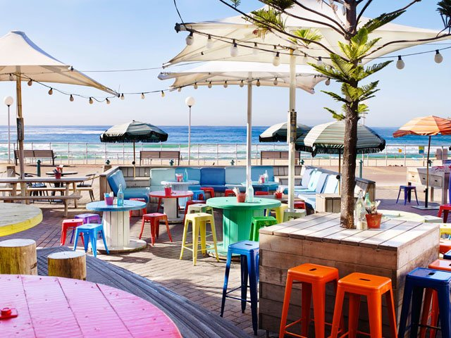 <h2> The bucketlist  in Bondi Beach </h2>